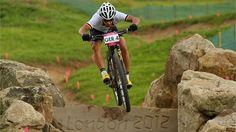 Downhill -  London 2012 Mountain Bike competition