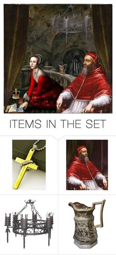 """ANNE BOLEYN ""Contrition """" by cathiemcnally ❤ liked on Polyvore featuring art"