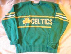 Boston Celtics Vintage Cliff Engle Sweater a74f5910d