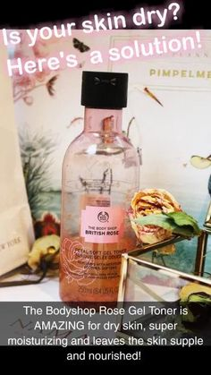 Bodyshop British Rose Toner Review – Soothing & Moisturising TONER?! – . . . Life. Rose Toner, British Rose, Oily Skin, Being Ugly, Moisturizer, How Are You Feeling, Skin Care, Skincare Routine, Moisturiser