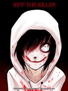 Jeff the killer after