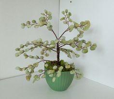Aqua Tree by sandrinasartistry on Etsy