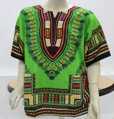 Buy Ethnic African Clothes Online  Enjoy wearing the traditional clothes of Africa buying from this portal at affordable prices. You will get clothes suited for wearing throughout the year with vivid colours and wax print design necessary for festivals. Order your clothes today to get 15% off.