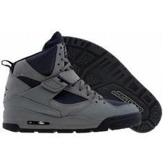 http://www.asneakers4u.com/ 467927 002 Air Jordan Flight 45 TRK Cool Grey Obsidian A18019