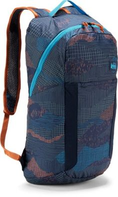 dbd53143983c REI Co-op Stuff Travel Pack - Print - 20L Travel Packing