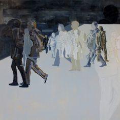 """Platform by Lisa Chandler Level 3, Art Boards, Amazing Art, Contemporary Art, Lisa, Platform, Inspire, Artists, Painting"