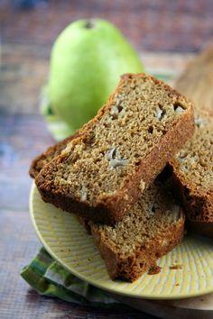 Pear Bread - RecipeGirl