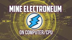 Computers are the main driving force to mine Electroneum blockchain. On them that transactions are validated and perform actual mining unlike mobile mining Multi Core Processor, Make Money Online, How To Make Money, Ethereum Mining, Mining Equipment, Crypto Mining, One Coin, Hard Earned, First Contact