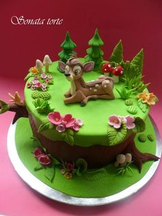 Bambi Cake | Sonata Torte