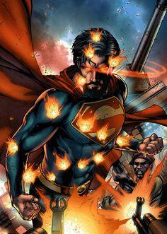 "justmytwodinars: "" Bearded Superman """