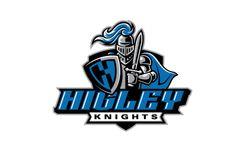 Higley High School - Knights Mascot Logo created by Tactix Creative in Arizona. #TactixCreative #graphicdesign #HHSKnights