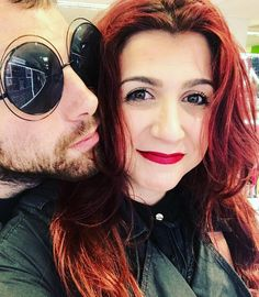 Ma com'è sta cosa della brexit? #bitchingaround #red #smile #england #selfie