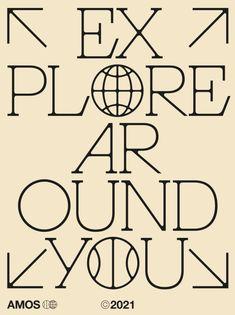Undermatic Typography, Calm, Artwork, Letterpress, Work Of Art, Letterpress Printing, Auguste Rodin Artwork, Artworks, Illustrators