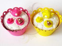 Tea Party cupcake - Caketutes Cake Designer