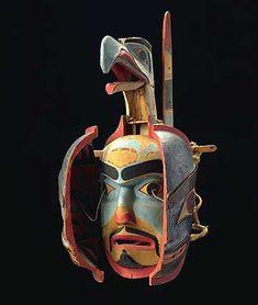 Partially open Transformation mask
