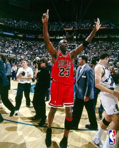 Michael and Bulls 6th Championship (June 14, 1998)