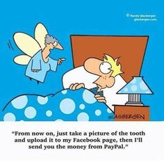 Modern Day Tooth Fairy   #healthysmiles #friedmandentalgroup #funny #ourfuture #toothfairy