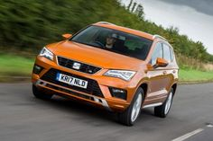 New SEAT Ateca FR 2017 review