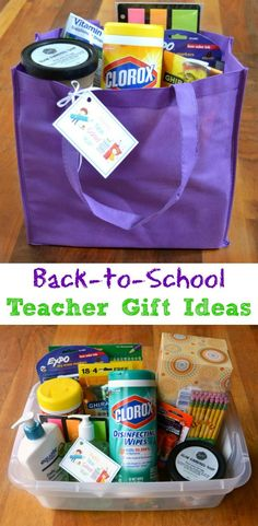The start of the school year is the perfect time to show your support and help teachers stock necessities for the classroom. These gift ideas are items teachers truly need and appreciate. gift for teachers Back to School Gift Ideas for Teachers Survival Kit For Teachers, Teacher Survival, Gift Ideas For Teachers, Teachers Toolbox, Survival Kits, Back To School Party, Back To School Teacher, Back To School Gifts For Kids, School Menu
