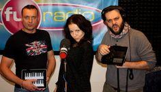 Junior s Marcelom založili novú skupinu a hneď si skúsili duet s Katkou Knechtovou! Sledujte video tu - http://www.funradio.sk/novinky/28746-junior-a-marcel-zalozili-hudobnu-skupinu/