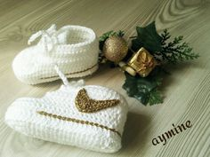 Check out this item in my Etsy shop https://www.etsy.com/listing/449639338/crochet-baby-nike-slippersbaby-crochet