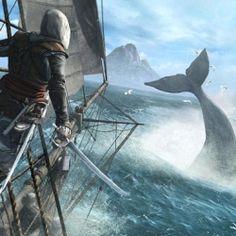 Il piratesco gameplay di Assassin's Creed 4: Black Flag mostrato in un video