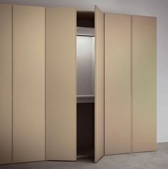 Groove Wardrobe (W Collection) - Places and Spaces