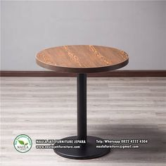 7 Meja Cafe Ideas Furniture Table Home Decor