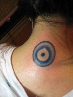 Evil Eye Tattoo | Eye | Pinterest