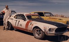 1970 Pikes Peak 351 Cleveland Mustang