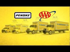 AAA Member Rental and Moving Supplies Discounts - Penske Truck Rental {We got MEGA discounts for having AAA, online specials, and then I was called by Penske (because I hadn't completed my order) and offered an even further discount for finalizing my transaction at that time}