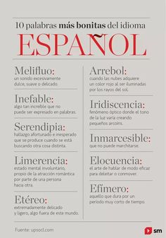 Image uploaded by María José. Find images and videos about spanish, words and frases español on We Heart It - the app to get lost in what you love. Unusual Words, Weird Words, Rare Words, New Words, Cool Words, Spanish Vocabulary, Spanish Language Learning, Spanish Words, Spanish Lessons