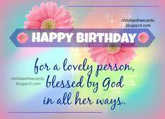 800 Best Birthday Blessings Images In 2019 Birthday Blessings