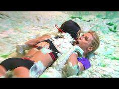 Sylvie Tellier VS LadyBoo [épreuve complète] - Fort Boyard du 27 juin 2015