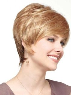 Stunning Layered Hairstyles for round faces-2