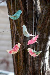 Ordinary Life Magic: Paper Birds