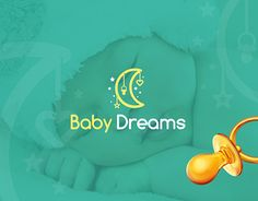 """Check out new work on my @Behance portfolio: """"Baby Dreams Brand"""" http://be.net/gallery/57167615/Baby-Dreams-Brand"""
