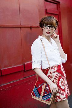Zou Bisou Bisou ! | Miss Pandora - Louise Ebel