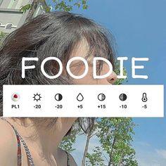 Màu #Foodie đêm muộn Foto Editing, Good Photo Editing Apps, Photo Editing Vsco, Instagram Photo Editing, Vsco Photography, Photography Filters, Lightroom, Photoshop, Edit My Photo