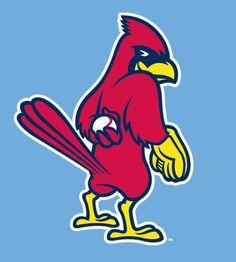 Memphis Redbirds Rebranded Logo, Jerseys 'To Capture Soul of City' St Louis Baseball, St Louis Cardinals Baseball, Baseball Wall, Stl Cardinals, Louisville Cardinals, Baseball Jerseys, Softball, Red Bird Logo, Bird Logos