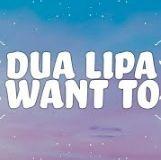 Dua Lipa - Want To ноты для фортепиано для начинающих Пианино.Easy SKU PEA0001293 Easy Piano