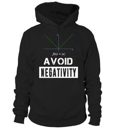 LIMITED EDITION - Avoid Negativity  #image #sciencist #sciencelovers #photo #shirt #gift #idea #science #fiction
