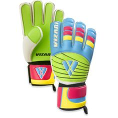 Vizari Rio F.R.F. Fingersaver Goalkeeper Gloves - model 80070 - Only $35.99