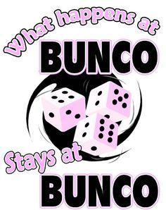 Big Bunco!!