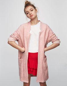 Soft Flecked Coat