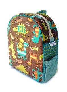 0e840092e8 Toddler Backpack Preschool Backpack Boys Backpack by littlepacks