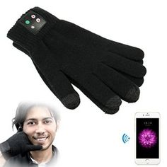 Teenage Guys, Talking On The Phone, Cool Gadgets, Hand Warmers, Gloves, Cool Stuff, Bluetooth, Hands, Touch