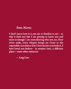 Quotes from the book:Love & Misadventureby Lang Leav  #love #soulmates #luv #valentine #valentinesday #quotes #poetry