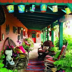 Mexican Home Decorating Ideas 543x543 The Characteristics of Mexican Home Decor