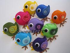 birdies - cute